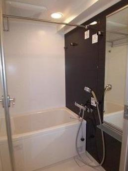 【浴室】ラグジュアリーアパートメント王子神谷