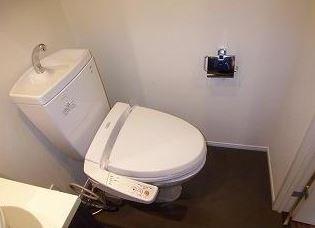 【トイレ】ラグジュアリーアパートメント王子神谷