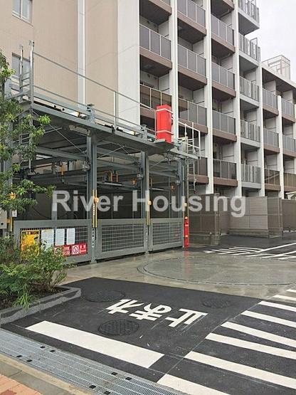 【駐車場】ザ・パークハビオ高円寺レジデンス