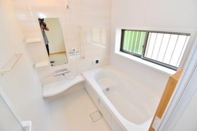 【浴室】ハートフルタウンつくば市牧園Ⅱ