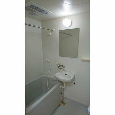 【浴室】ラフィーネ四条堀川