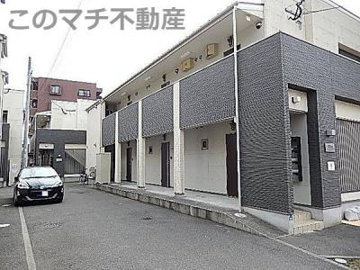 【外観】クレフラスト横手ⅡA(クレフラストヨコテ2エイ)