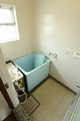 【浴室】舎人吉岡ハイツ