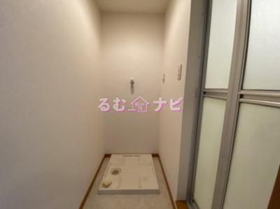 【洗面所】コンフォートベネフィス大橋南Ⅱ
