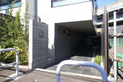【エントランス】TIPETTO西大井Ⅱ