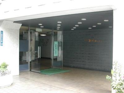 【エントランス】フドウ西川口ハイツ