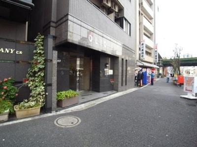 【エントランス】OLIO四谷