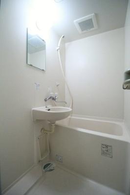 【浴室】ルーブル白金高輪