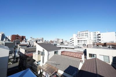 【展望】メゾン・ド・ソレイユ三ノ輪