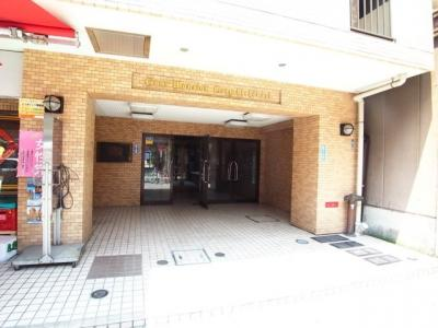【エントランス】ライオンズマンション伊勢佐木町通り