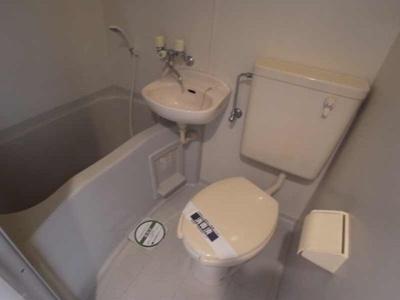 【浴室】サンテミリオン世田谷上野毛