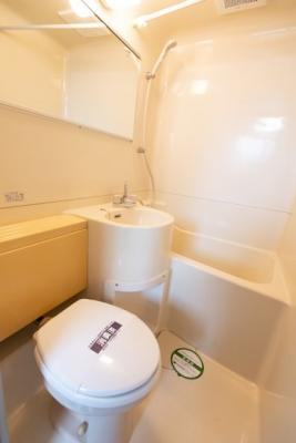 【浴室】コーポセゾン