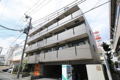 【外観】ルーブル学芸大学弐番館