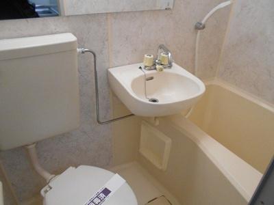 【浴室】日神パレステージ南池袋