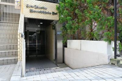 【エントランス】ライオンズマンション西新宿第8