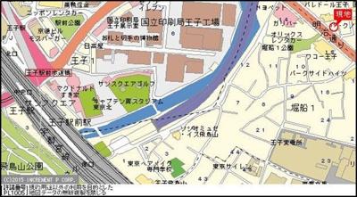 【地図】ルクシェール王子