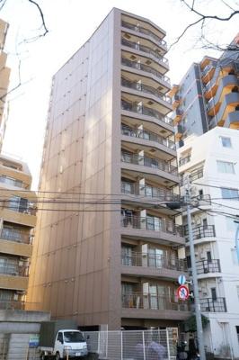 【外観】プレール新宿余丁町