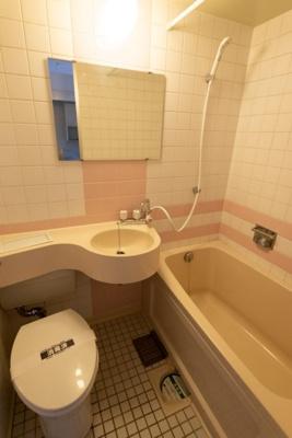 【浴室】ADX目白