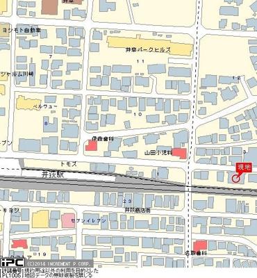 【地図】メインステージ井荻駅前
