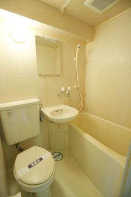 【浴室】ワコーレ八幡山