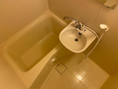 【浴室】ステージファースト三宿