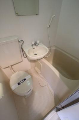 【浴室】スカイコート蒲田第2
