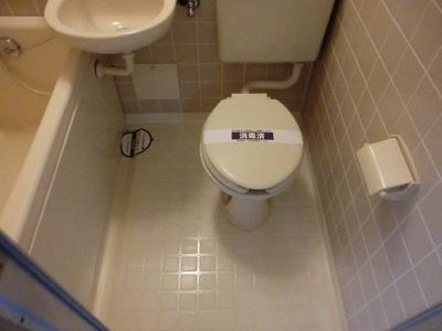 【浴室】ライオンズマンション板橋区役所前第5