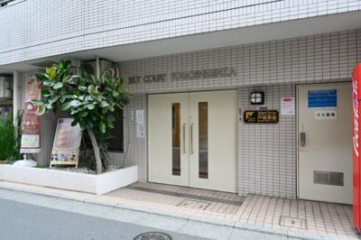 【エントランス】スカイコート戸越銀座
