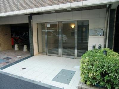 【エントランス】プレール日本橋三越前