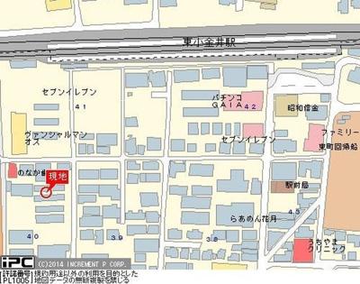 【地図】OZ弐番街