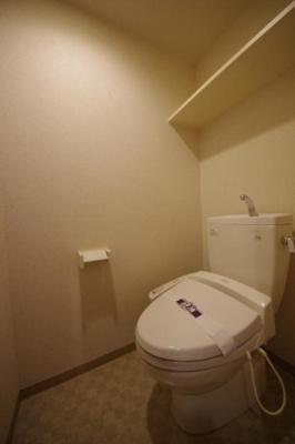 【トイレ】サンテミリオン池袋Ⅱ