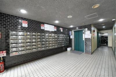 【エントランス】トーア錦糸町マンション