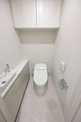 【トイレ】ザ・タワー横浜北仲
