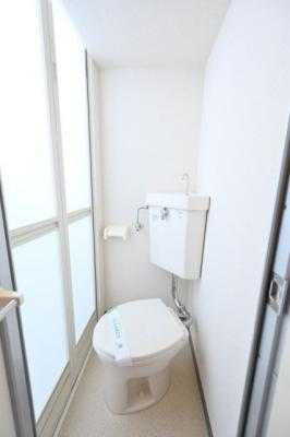 【トイレ】グランドコート八幡山
