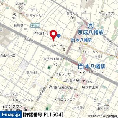 【地図】エスペランザ