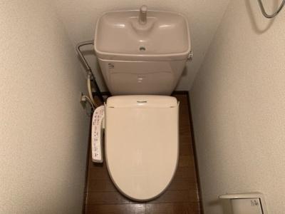【トイレ】ルーブル中目黒