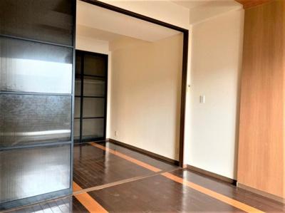 【寝室】CITY SPIRE桜川1