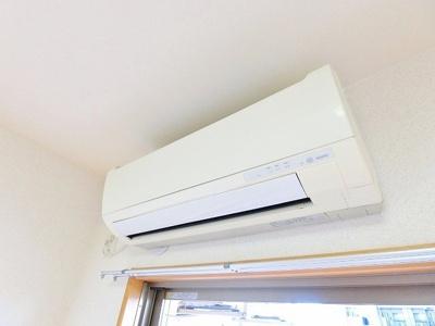居室エアコン完備