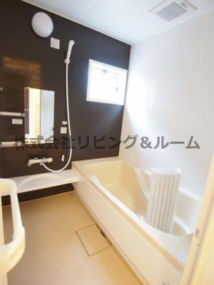 【浴室】ロイヤルスクエア D