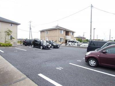【駐車場】ロイヤルスクエア D