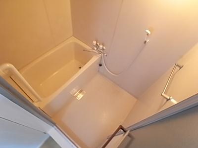 【浴室】忍ヶ丘グリーンハイツ