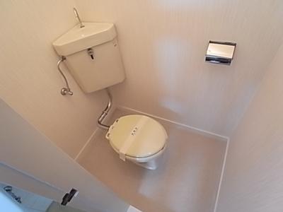 【トイレ】忍ヶ丘グリーンハイツ