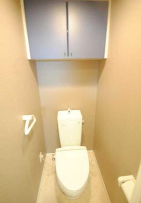 【トイレ】シンシア三軒茶屋太子堂 バストイレ別 浴室乾燥機 オートロック