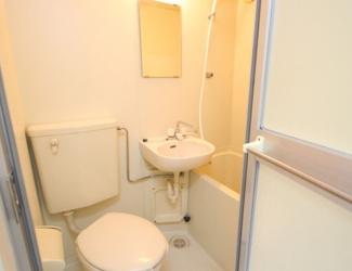 【トイレ】横浜市神奈川区片倉5丁目一棟アパート