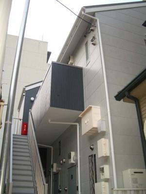 「阪東橋」駅4分のデザイナーズアパートです