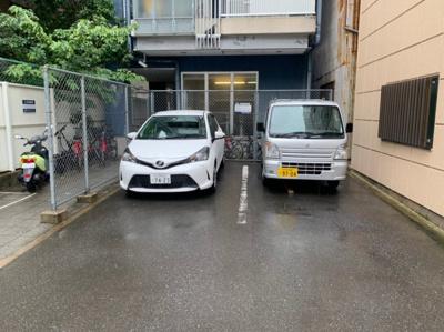 【駐車場】ベルシモンズ桜川