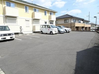 【駐車場】サニーシーズン
