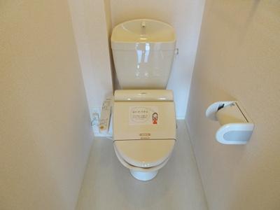 【トイレ】サニーシーズン