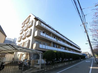 総戸数45戸、昭和55年6月築、自主管理物件です♪