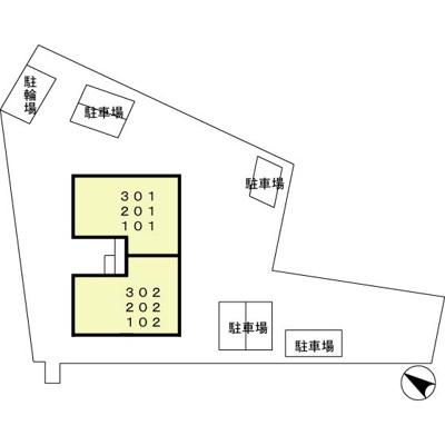 【区画図】カトルセゾン